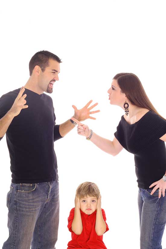 Parents Fighting