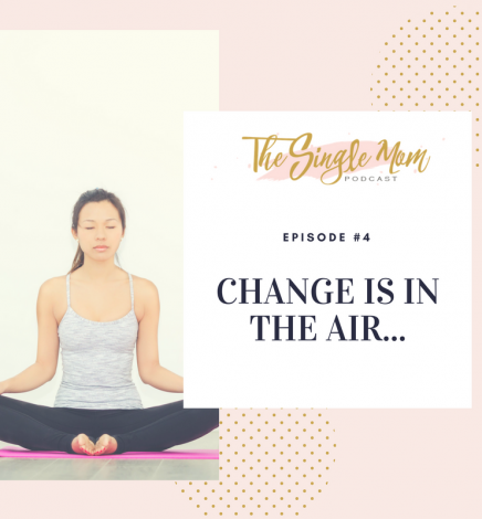 Change is in the air…