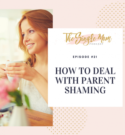 How To Deal With Parent Shaming