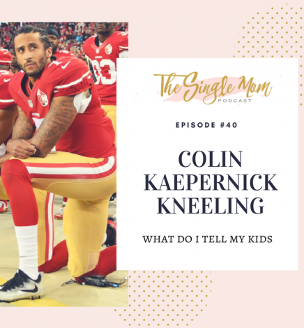 Colin Kaepernick – What Do I Tell My Kids?