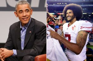 Obama supports Kaepernicks constitutional rights
