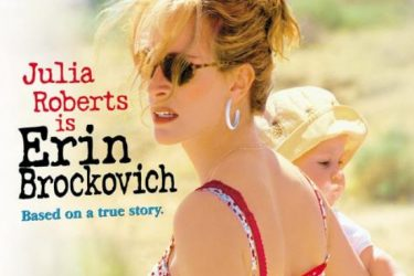 Erin Brockovich, The Single Mom Blog - Inspirational Single Moms in Movies