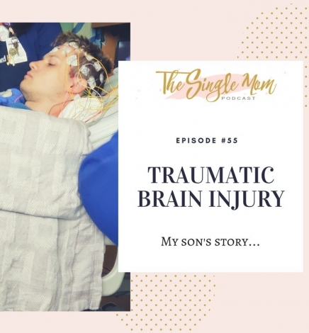 Brain Injury – My Son's Story & New Changes