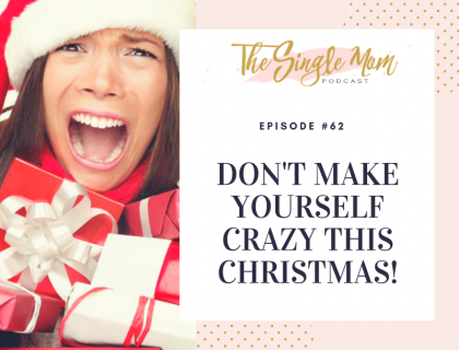 Why you shouldn't try to live up to the perfect Christmas ideal