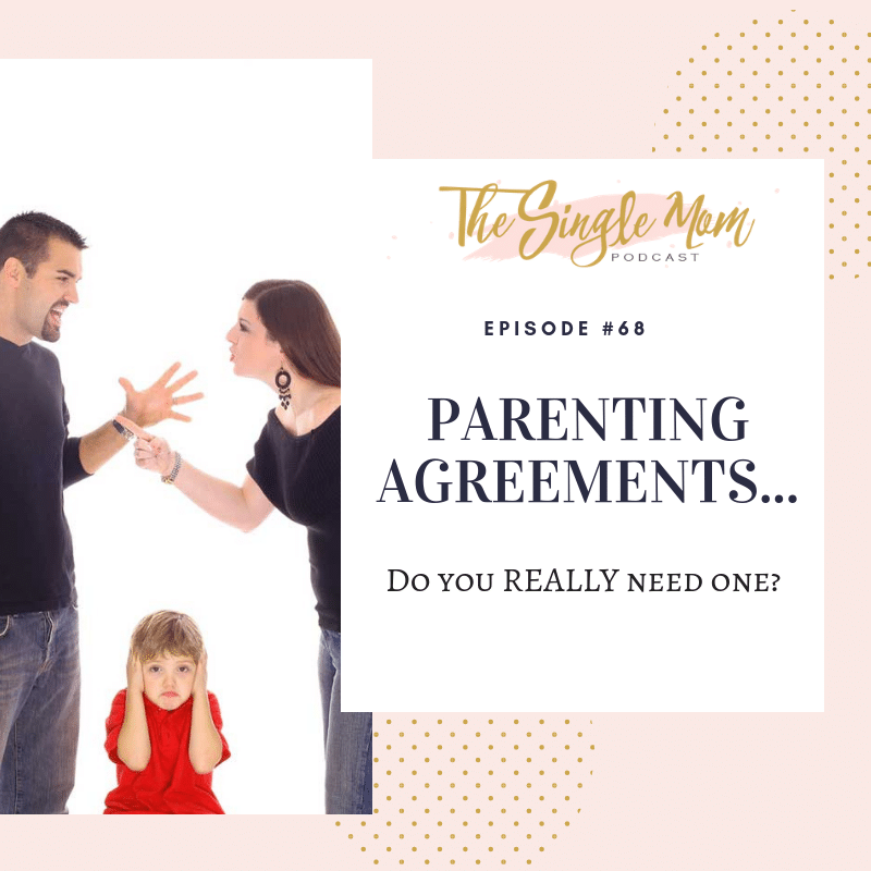 Parenting Agreements - Do you really need one?