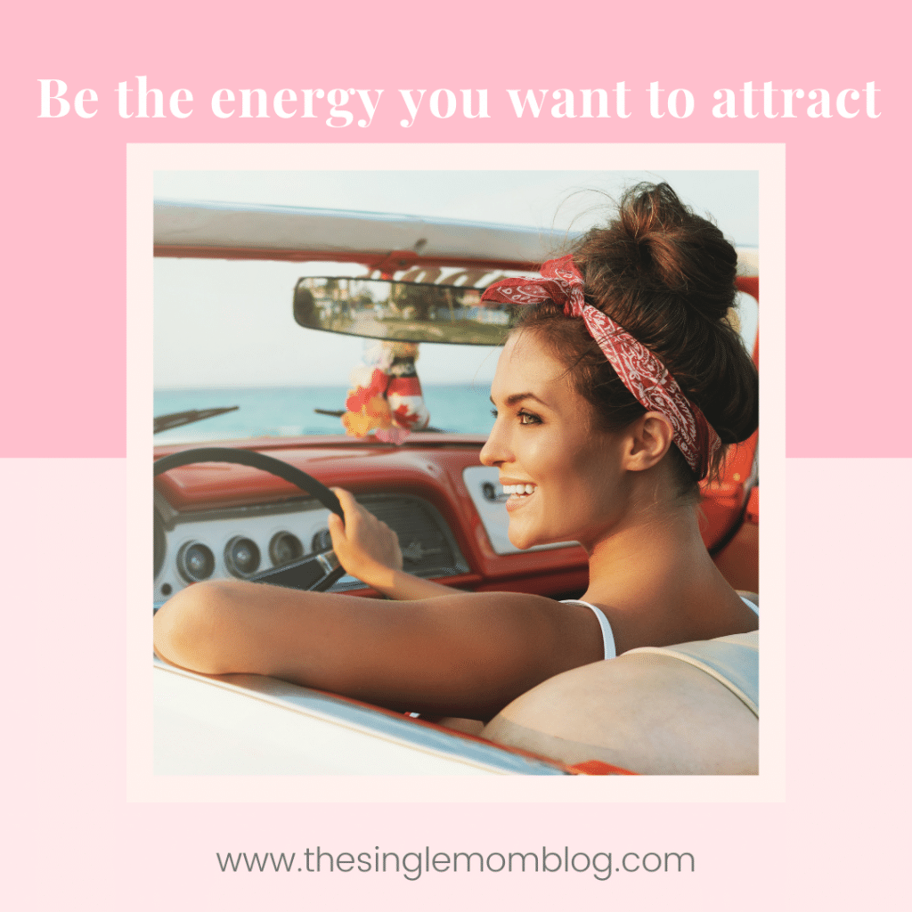 Deciding to be Happy - Be the energy you want to attract